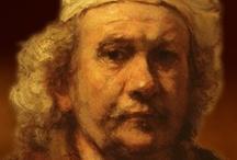 Art - Rembrandt / by Deborah Duesing
