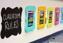 DECORATE classroom.
