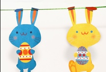 Easter crafts and fun / DIY decorations, printables, costume and party ideas and activities for Easter!