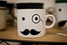 Silly billy mustaches / by Bethany