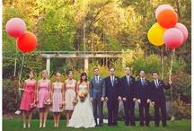 Bridesmaid Ideas - Haze's Wedding!
