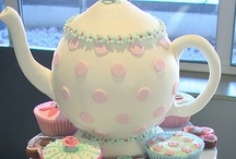 Party Theme: Tea Party / by Jannette Flowers
