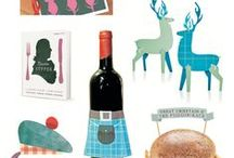 Burns Night celebration / Ideas, crafts and recipes for Burns Night, celebrating Rabbie Burns, Scotland's best loved bard!