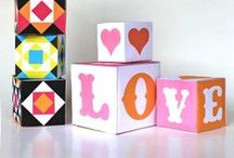 Valentines Day cards, prints and crafts!