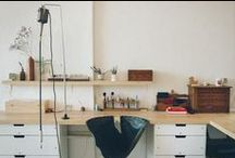 MY WORKSPACE / Design ideas for a beautiful and functional workspace.