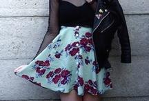 dresses/skirts / by Lauren Allen
