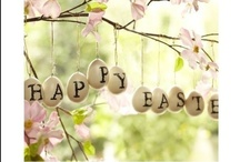 Easter spells out beauty, the rare beauty of new life... / DIY Easter decor and celebration / by Ants M