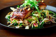 Sensational Salmon + Fab Fish Recipes / Sensational Salmon + Seafood + Fab Fish Recipes