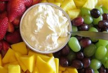 Fresh Spreads/Dips/Topper Recipes / Recipes for Spreads, Dips and Toppings (all types)