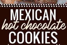 Cookies Extraordinaire! / Cookies, cookies, delic cookies. Everyone loves a cookie. Choose your favorite!