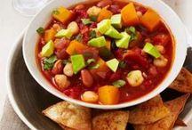 Soup, Beautiful Soup! / Soup, Chili, Chowder Recipes