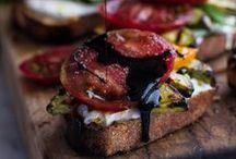 Eat / Food. Yummy food. / by Caroline Ghetes