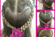Toddler Hair / Toddler hairstyles / by Jannette Flowers