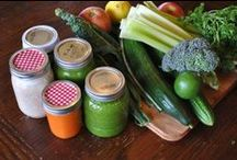 FOR MY JUICER / Healthy recipes for everyday juicing.