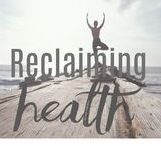 Reclaiming Health & Fitness / A person is made up of mind, body and soul.  This board is focused on the body - specifically health & fitness.  Let's get moving every single day, and be strong and well!