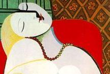 Art - Picasso  / by Deborah Duesing