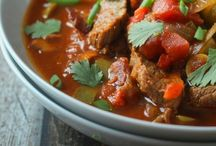 What's for Dinner?! / Ideas -- hopefully quick ones -- to the rescue! Including Slow-Cooker Recipes...
