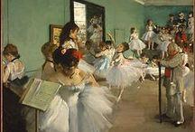 Art - Degas / by Deborah Duesing