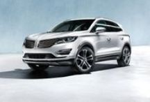 2015 Lincoln MKC / Luxury Crossover