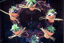 Wreath Designs / Designs, Ideas for all Seasons!