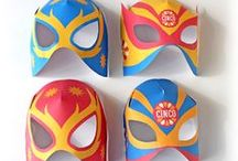 Lucha Libre Loco / All about Lucha libre! Luchador history, lucha libre masks and outfits.