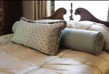 Bedding and Pillows, Oh my!