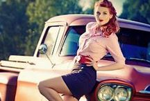Pin Up Photography / by Mariah Horonzy