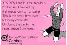 My First Marathon / by Bree Mccabe