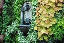 Garden Magic / Intriguing Garden Ideas and Decor  >>>MORE Ways to Enhance Your Home and Life with Herbs and Enjoy Your Garden: http://www.HerbalTreasuresOfHickoryHollow.com