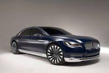 Lincoln Continental / New Lincoln Continental
