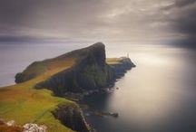 |Travel| The Celtic Isles / England, Ireland & Scotland / by Danielle Donovan