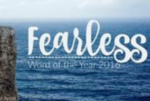 Fearless-Word of the Year 2016