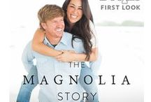 The Magnolia Story / I'm a proud member of the Magnolia Street Team known as the #Shiplappers!   Join me as I share free sneak peak information about Chip and Joanna Gaines' book, The Magnolia Story coming October 18th, 2016. #themagnoliastory