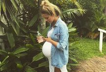 Pregnancy Fashion.
