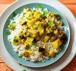 Indian Inspired Recipes