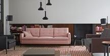 Color Trend: Millennial Pink / Discover inspiration for Ligne Roset designs in shades of pink that will enliven any interior.