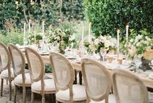 Weddings & Events / by Natalia | Tailor & Table