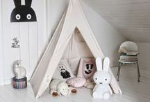 Children's rooms / by Martha Gonzalez