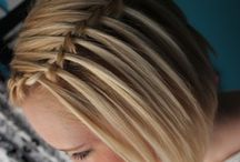 My Hair Styles / by Logan Saunders