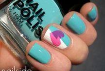 nails / by Mindy Bowman