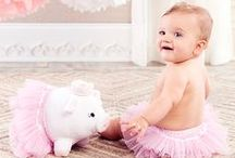 plush plus / Plush animals plus apparel for baby, the most adorable baby shower gifts!