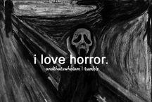 Scary things :-( / by Barbara Guarnaccia