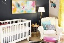 cribspiration / Nursery ideas and inspiration.