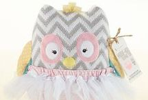 Everything Owl / Owl themed baby gifts and nursery decor from Baby Aspen