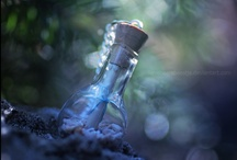 Message in a bottle / by La brújula de historias