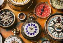 Compass & clocks / by La brújula de historias