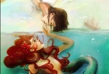Creeps & Sea Monsters / by La brújula de historias