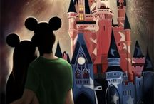 The Magic Of Disney / My love of Disney.... Disney lovers welcome! / by Stacey Lynn