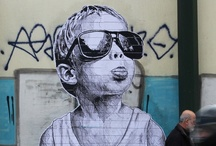 Street Art / Things that make the world beautiful  / by Chelsea Householder