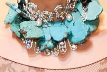 Chunky Jewelry & Scarves / by Shauna Diamond